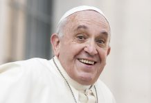Pope's On Board With Gay Marriage - Nearly