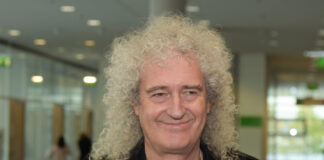 Brian-May-Queen