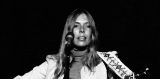 Joni Mitchell Debut Recording Found After More Than 50 Years
