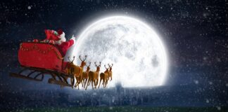 Santa Exempt From Quarantine Rules Minister For Foreign Affairs Tells Dáil