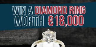 Win An €18,000 Diamond Ring Just In Time For Christmas