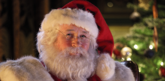 Watch Colm Meaney Star As Santa In New Aldi Christmas Advert