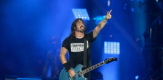 Foo Fighters Gig At The Roxy This Saturday And We Can All Go