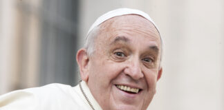 Pope's Instagram Account 'Likes' Photo Of Bare Bottomed Model In School Girl Undies