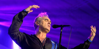 Morrissey Dropped By Record Label