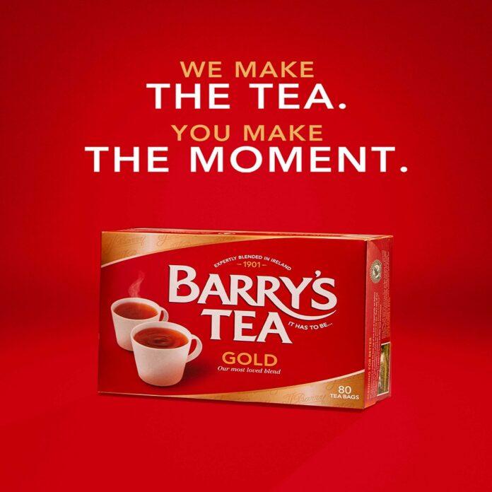 Barry's Tea's Iconic Christmas Radio Ad Christmas Train Set Turns 25!