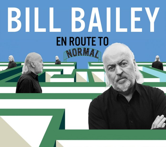 Bill Bailey Announces 3Arena Date With 'En Route To Normal' Arena Tour