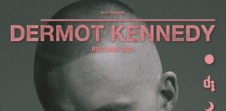 Dermot Kennedy Sells Out 8 Irish Shows For 2021 Selling Over 112,000 Tickets