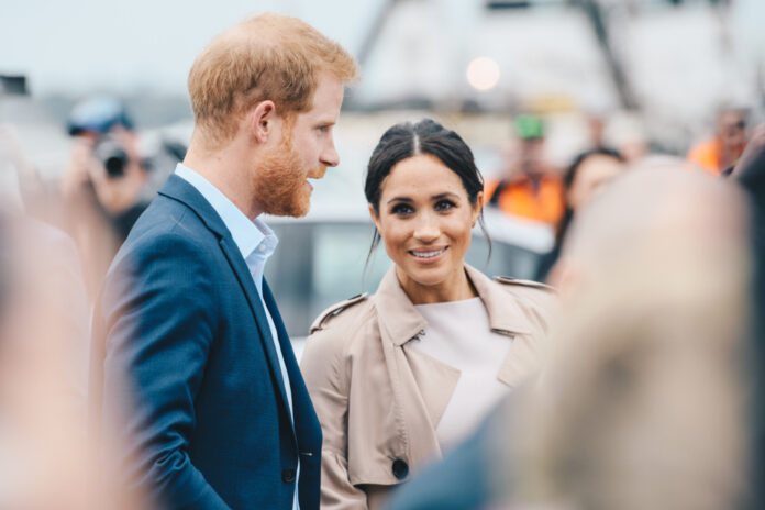 Harry And Meghan Release First Podcast Under Spotify Deal