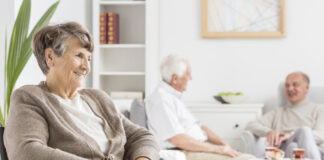 Nursing Home Visits Allowed From Today