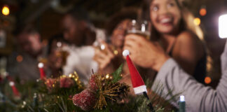 People Urged To Reconsider Their Christmas Plans If They Have Been Out Socialising
