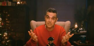 Robbie Williams Has Released A Covid Themed Christmas Song