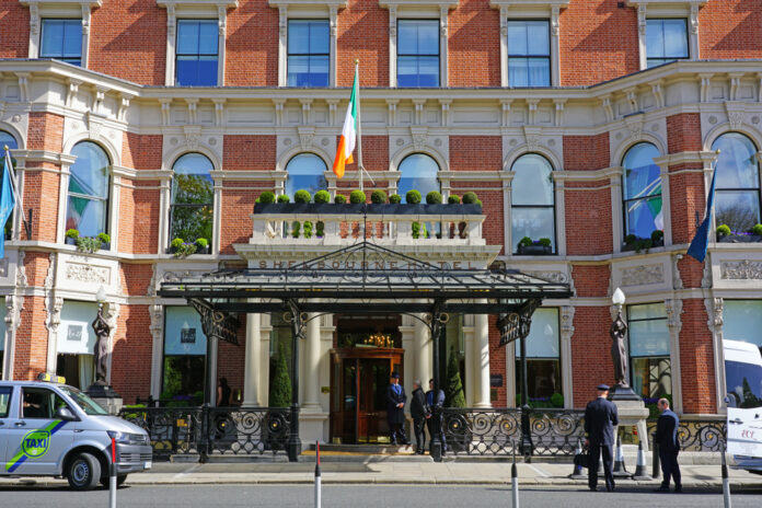 The Shelbourne Four Are Back