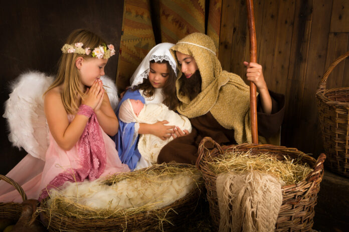 Zoom At The Inn As School Nativity Plays Set To Go Online This Year