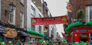 Covid Cancels St Patrick's Day Parade For Second Year In A Row