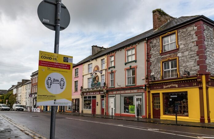 Ireland's-Lockdown-Set-To-Continue