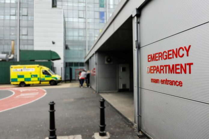 Record-Covid-19-Numbers-In-Hospitals