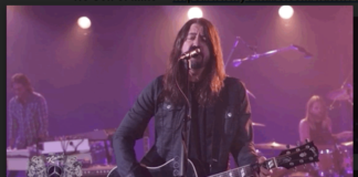 """WATCH: Foo Fighters Perform """"Waiting On A War"""" & """"No Son Of Mine"""" On Jimmy Kimmel Live!"""