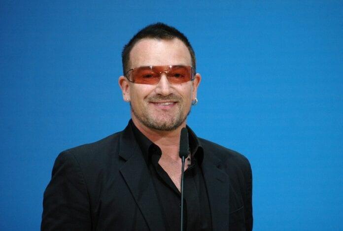 Bono-Embarrassed-His-Children-On-School-Runs