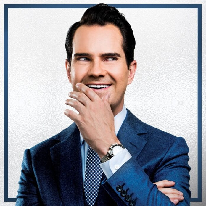 Jimmy Carr Announces May 2022 Dates For His Rescheduled Irish Tour