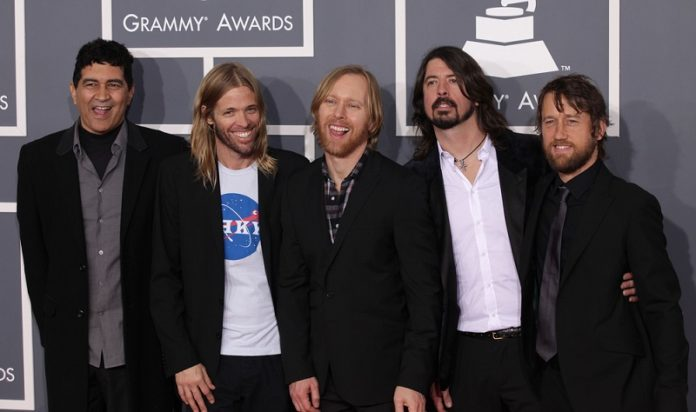 The-Foo-Fighters-Set-To-Star-In-New-Movie
