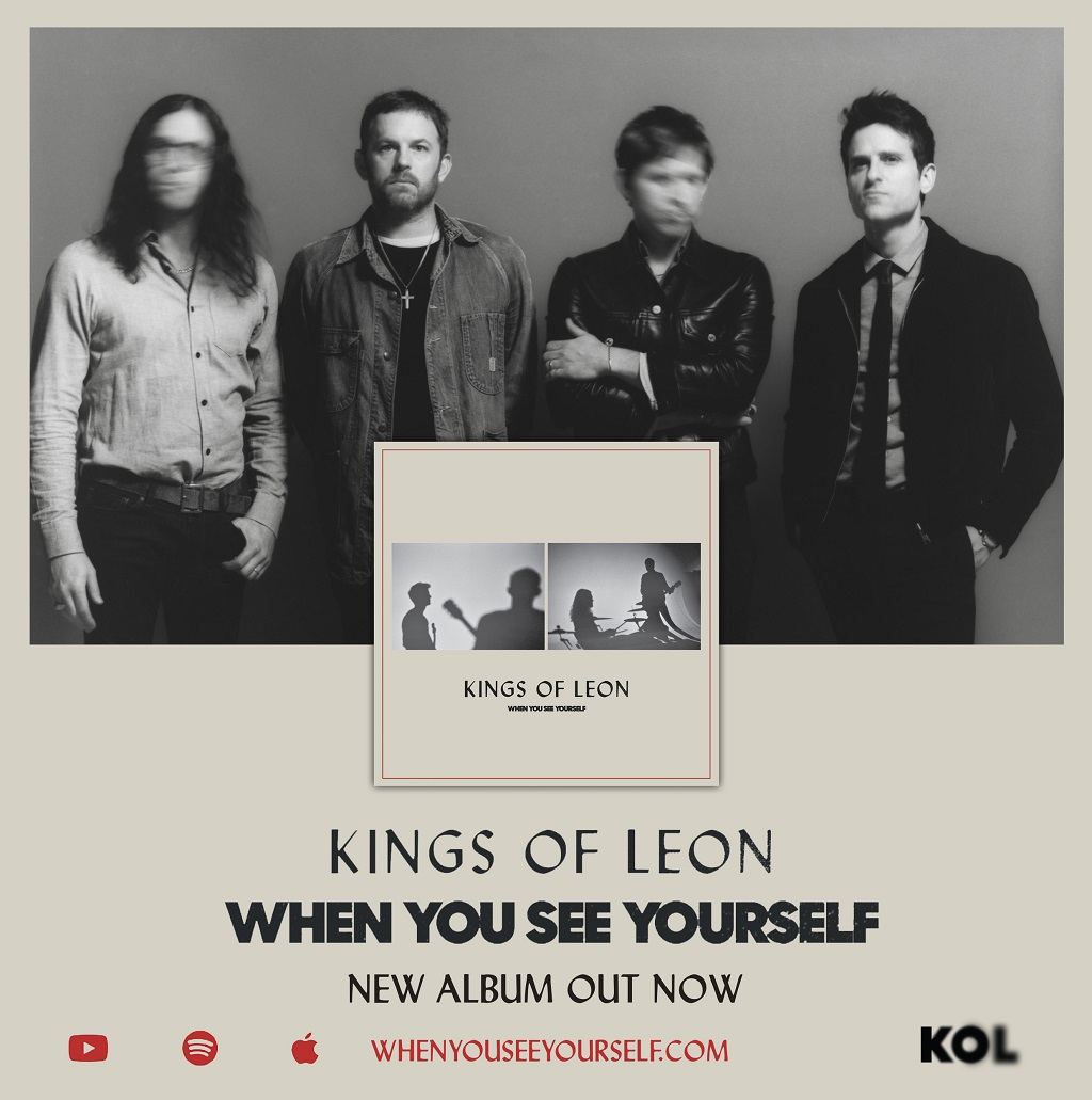 Win Copies Of The Brand New Album From Kings Of Leon All Weekend On NOVA