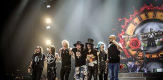 Guns N Roses Reschedule Marlay Park Gig To June 2022