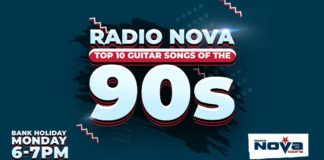 This Bank Holiday Monday We Are Counting Down The Top 10 Guitar Songs Of The 90s