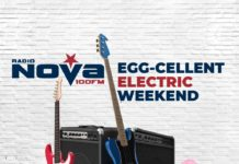 This Easter Weekend Is An EGG-CELLENT Electric Weekend On Radio NOVA