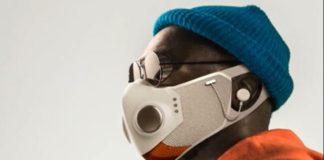 high-tech mask
