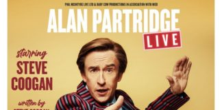 Alan Partridge Is On His Way To Dublin Next April