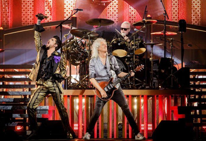 Queen + Adam Lambert Add Belfast Date To UK & Europe 2022 Rhapsody Tour