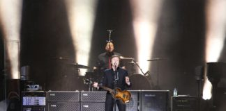 Sir Paul McCartney Honoured With Royal Mail Stamp Collection