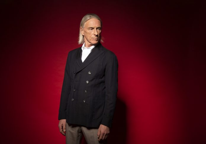 Win Copies Of Paul Weller's New Album All Weekend On NOVA