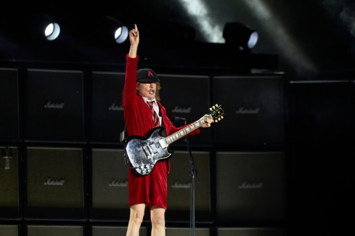 AC/DC Drop New Video For