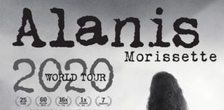 Alanis Morissette Confirms Rescheduled Date For 3Arena