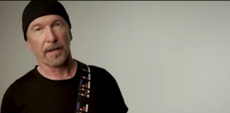U2 Guitarist The Edge Launches Guitar Straps In Support Of Refugee Women