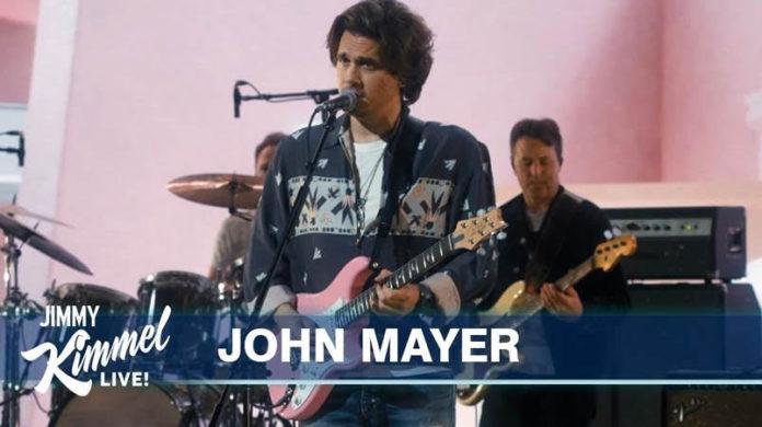 Watch: John Mayer Perform