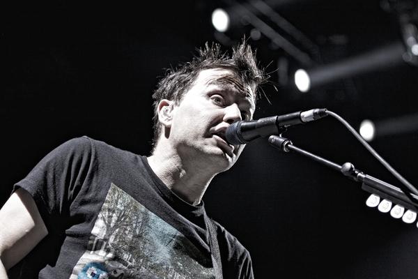 Blink 182's Mark Hoppus Shares Cancer Update