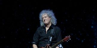 Brian May Loses Precious Belongings in London Flood