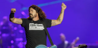 Foo Fighters Show Postponed Due to COVID Case