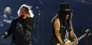 Guns N' Roses Release Official Bong Line