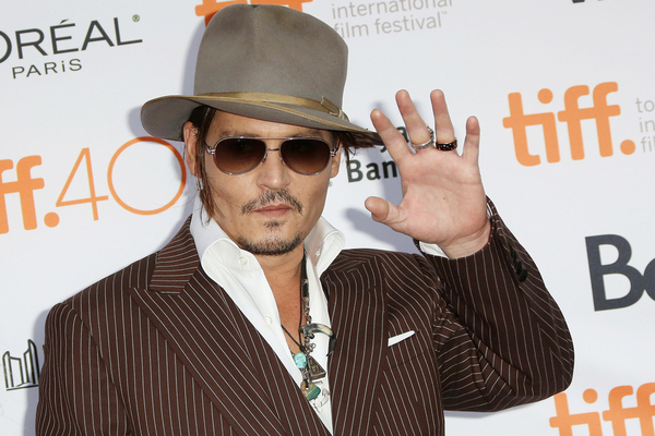 Johnny Depp to Collaborate With Guitarist Jeff Beck on New Album