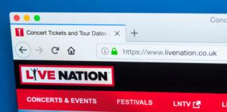 """""""Live Nation"""""""