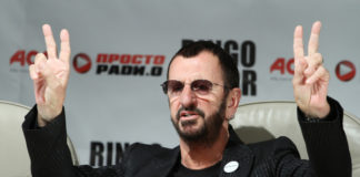 Ringo Starr Releases Video of His 81st Birthday Celebrations
