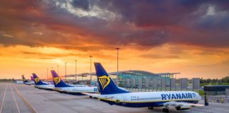Ryanair Announces 2,000 New Pilot Jobs