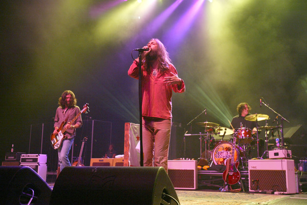 The Black Crowes to Release Reunion Film