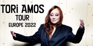 Tori Amos Announces Dublin And Cork Shows