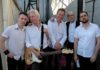 Win VIP Tickets PLUS A Signed Status Quo Guitar This Week On Marty@Work