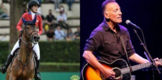 Bruce Springsteen's Daughter Jessica Wins Silver at Olympics
